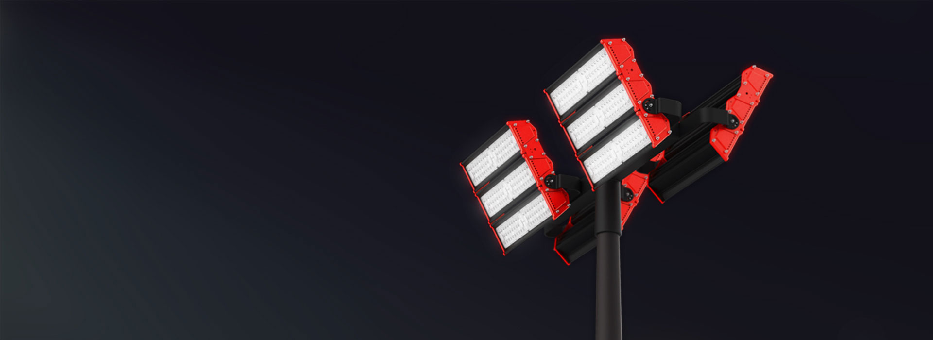 Икономично ЛЕД осветление за промишлени пространства - халета и складове